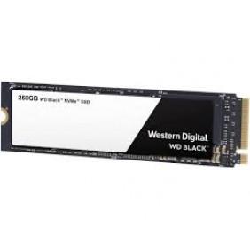 WD Black M.2 NVMe PCIe 250GB SSD, Model: WDS250G2X0C