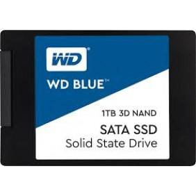 """WD Blue NAND SATA 1TB 2.5"""" SSD, Model: WDS100T2B0A"""