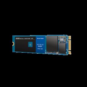 WD Blue SN500 NVMe PCIe 250GB SSD, Model: WDS250G1B0C