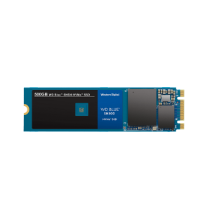 WD Blue SN500 NVMe PCIe 500GB SSD, Model: WDS500G1B0C