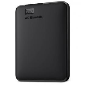 WD Elements Portable 4TB USB 3.0, Model: WDBU6Y0040BBK
