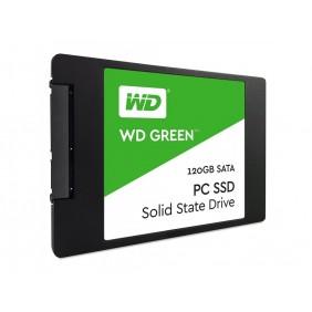 "WD Green NAND SATA 120GB 2.5"" SSD, Model: WDS120G2G0A"