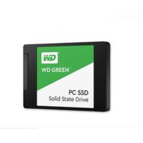 "WD Green NAND SATA 480GB 2.5"" SSD, Model: WDS480G2G0A"