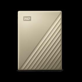 WD My Passport Ultra External HDD, Model: WDBFTM0050BGD
