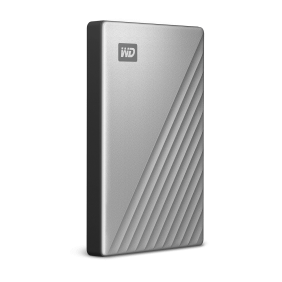 WD My Passport Ultra for Mac External HDD, Model: WDBKYJ0020BSL