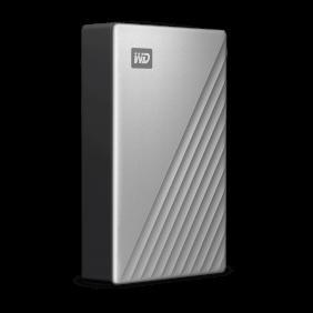 WD My Passport Ultra for Mac External HDD, Model: WDBPMV0050BSL