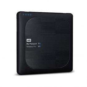 WD My Passport Wireless Pro, Model: WDBSMT0040BBK