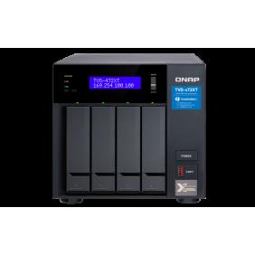 威聯通 Qnap TVS-472XT-i3-4G 網絡儲存伺服器