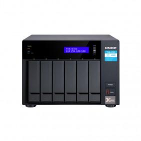 威聯通 Qnap TVS-672X-i3-8G 網絡儲存伺服器