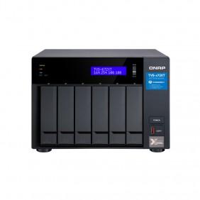 威聯通 Qnap TVS-672XT-i3-8G 網絡儲存伺服器