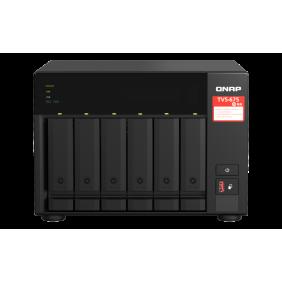威聯通 Qnap TVS-675-8G 網絡儲存伺服器