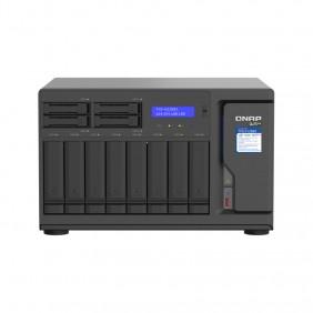 威聯通 Qnap TVS-h1288X-W1250-16G 網絡儲存伺服器