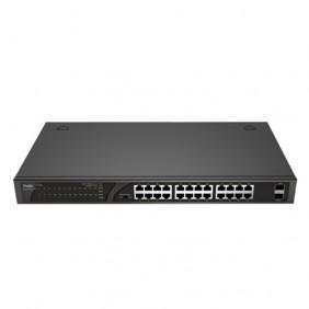Reyee Gigabit Unmanaged PoE Switch, RG-ES126G-LP-L