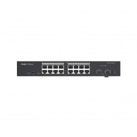 Reyee Cloud Managed PoE Switch, RG-ES218GC-P