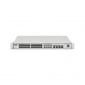 Reyee L2+ Cloud Managed Switch, RG-NBS5200-24SFP/8GT4XS