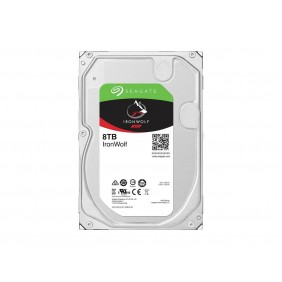 """Seagate IronWolf 8TB 3.5"""" HDD, Model: ST8000VN004"""