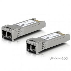 Ubiquiti Multi-Mode Fiber Modules, Model: UF-MM-10G (2-Pack)