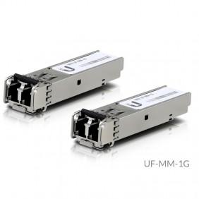 Ubiquiti Multi-Mode Fiber Modules, Model: UF-MM-1G