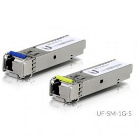 Ubiquiti Single-Mode Fiber Modules, Model: UF-SM-1G-S