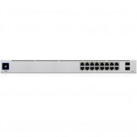 Ubiquiti UniFi 16 Ports Gen2 Switch Pro, 型號: USW-16-PoE