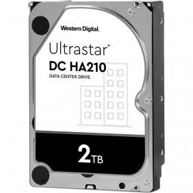 "WD Ultrastar 2TB Enterprise 3.5"" HDD, Model: HUS722T2TALA604"