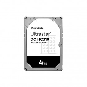 "WD Ultrastar DC HC310 4TB Enterprise 3.5"" HDD, Model: HUS726T4TALE6L4"