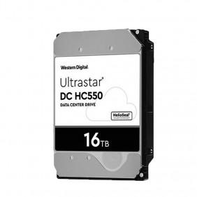 "WD Ultrastar DC H550 16TB Enterprise 3.5"" HDD, Model: WUH721816ALE6L4"