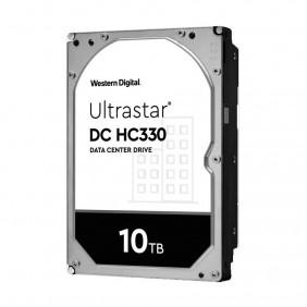 "WD Ultrastar DC HC330 10TB Enterprise 3.5"" HDD, Model: WUS721010ALE6L4"